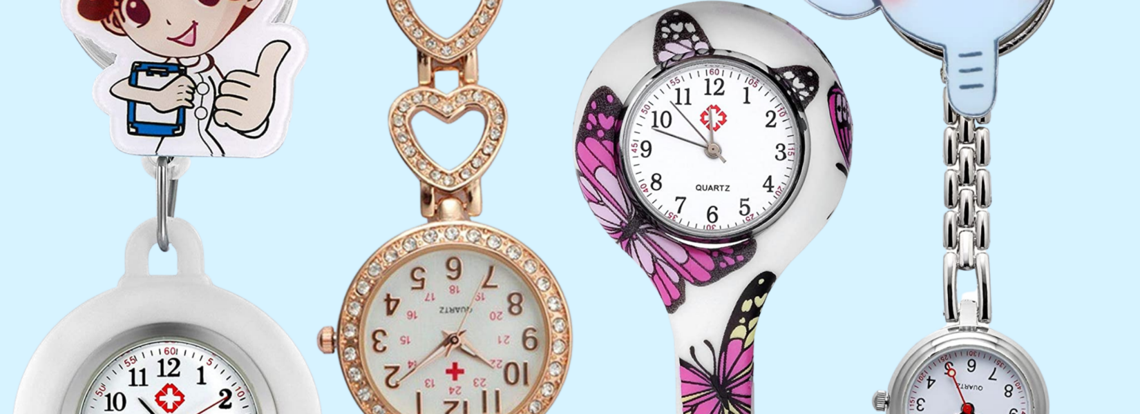 The Best Fob Watches For Nurses in the UK